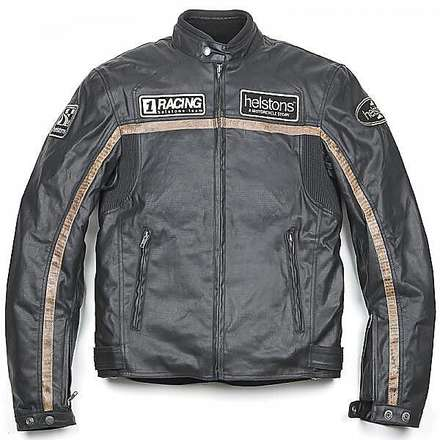 Daytona leather Jacket Helstons
