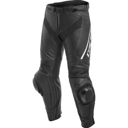 Delta 3 Perforated pant black white Dainese