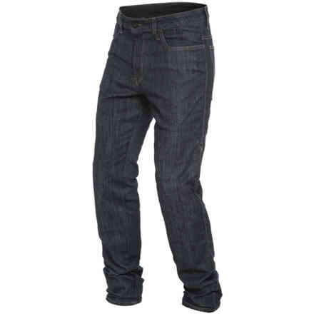 Denim Slim Tex Pants Blue Dainese