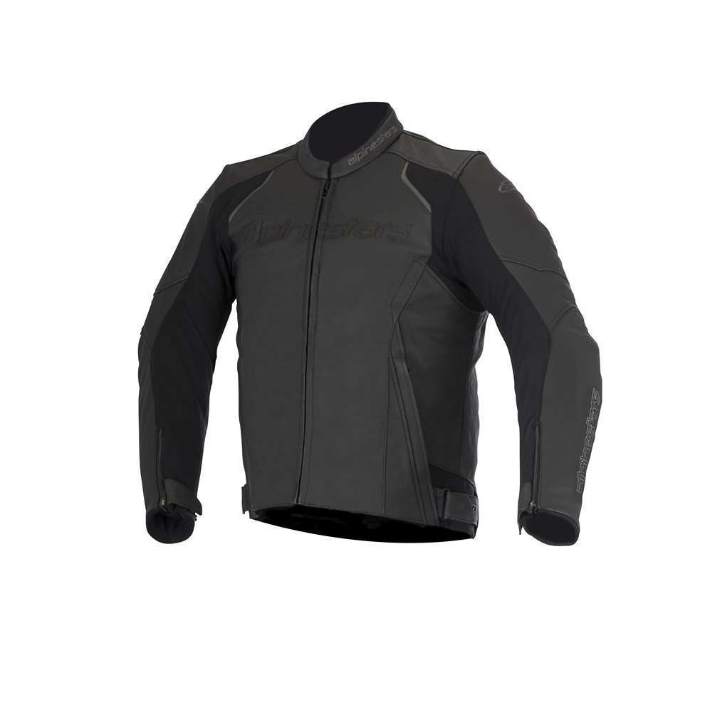 Devon Leather Jacket  Alpinestars