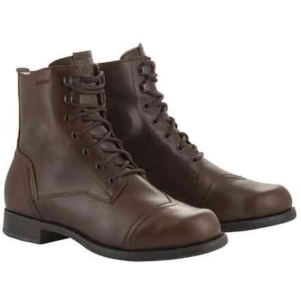 Distinct Drystar shoes brown Alpinestars