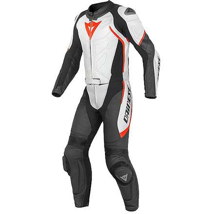 Div. Avro Suit D1 2015 black-white-red Dainese
