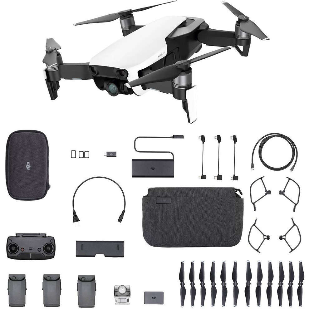 Dji Mavic Air Fly More Combo Bianco DJI