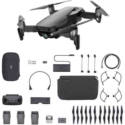 Dji Mavic Air Fly More Combo Onyx Nero DJI