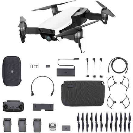 Dji Mavic Air Fly More Combo White DJI