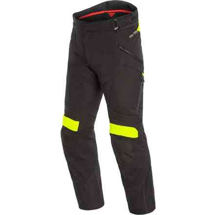Dolomiti Gore-Tex black-yellow pants Dainese