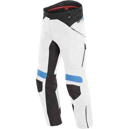 Dolomiti Gore-Tex trousers light gray-black-blue Dainese