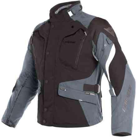 Dolomiti Gtx jacket black ebony light grey Dainese