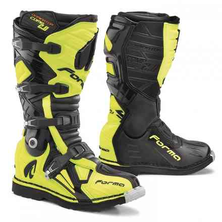 Dominator Comp 2.0 boots black yellow fluo Forma