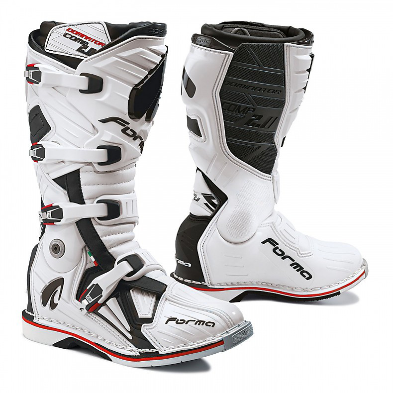 Dominator Comp 2.0 Boots white Forma