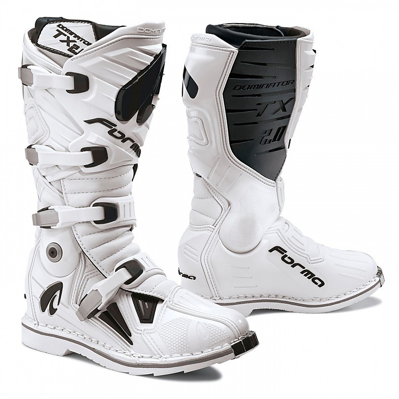 Dominator Tx 2.0 Boots white Forma