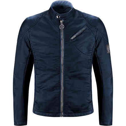 Douglas Blouson Denim Blue Jacket Belstaff