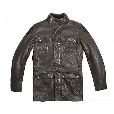 Douglass leather Jacket Helstons