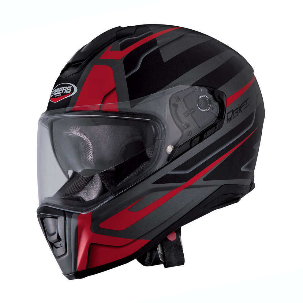 Drift Shadow Helmet Caberg