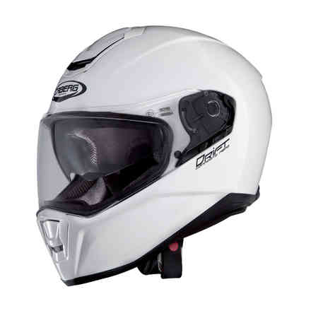 Drift white Helmet Caberg