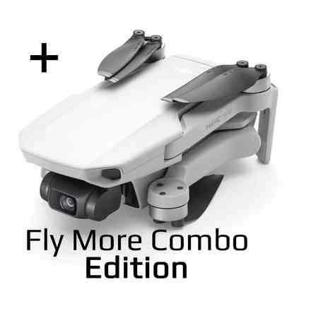 Drone Dji Mavic Mini Fly More Combo DJI
