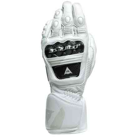 Druid 3 white gloves Dainese