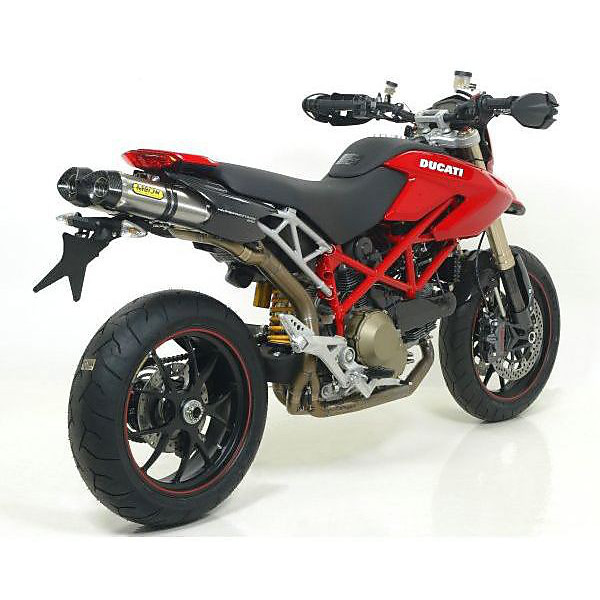 Ducati Hypermotard 1100 '07 '09 Terminals Approved Street Thunder Pad Carby Arrow