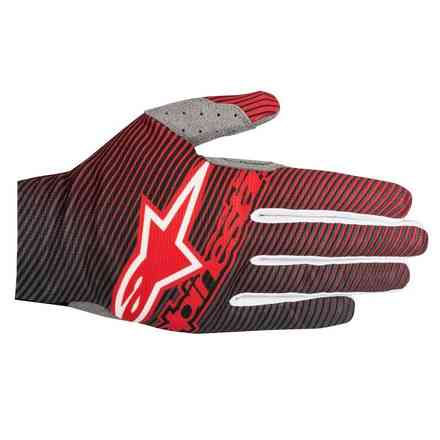 Dune 1 black red gloves Alpinestars