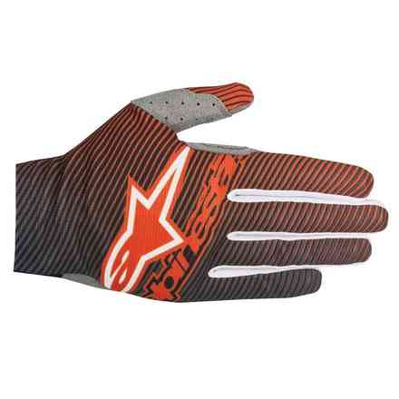 Dune-1 gants noir fluo noir orange Alpinestars