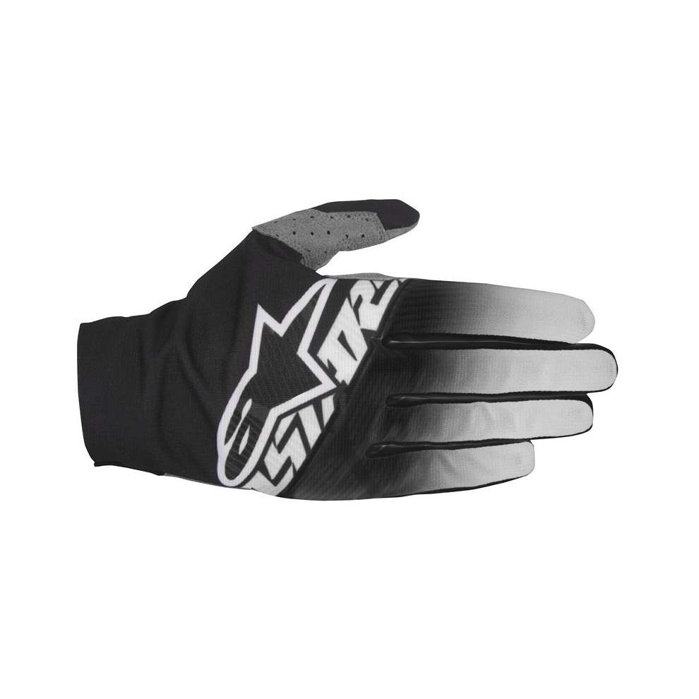 Dune  2017 Gloves black grey white Alpinestars