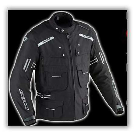 Dune HP  Black  Jacket Ixon