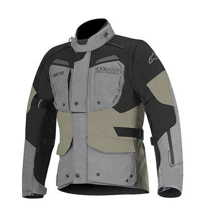 Durban Gore-tex Jacket grey-black-sand Alpinestars