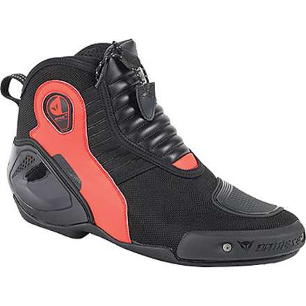 Dyno D1 Shoe black-red Dainese