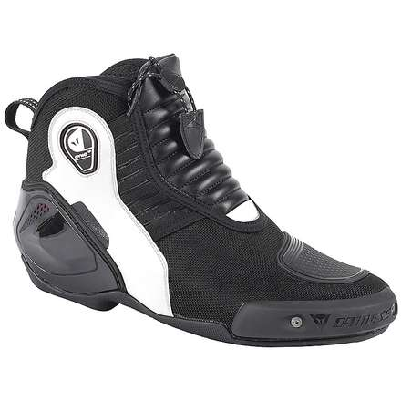Dyno D1 Shoe black-white Dainese