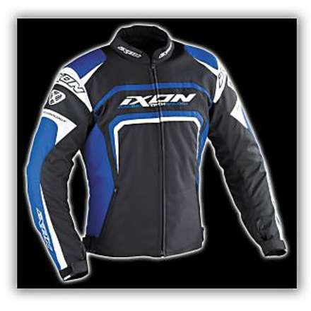 Eager  Black /White/Blue  Jacket Ixon
