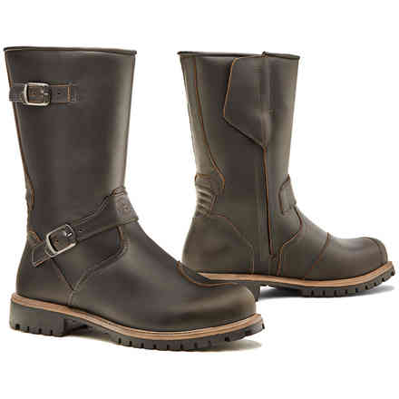 Eagle boots Brown Forma