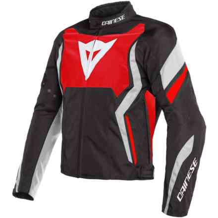 Edge Tex jacket Lava Red black white Dainese