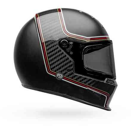 Eliminator Carbon Rsd The Charge Helmet Bell