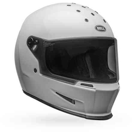 Eliminator Helmet White Bell