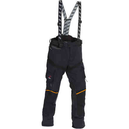Energater Gtx pants black orange RUKKA
