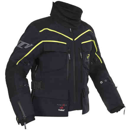 Energater Jacket Gtx black yellow RUKKA