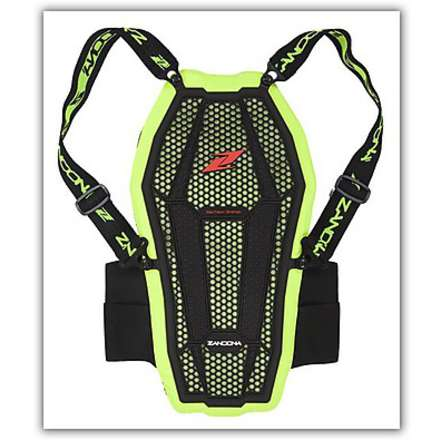 Esatech Backs Pro X6 High Visibility (158-167 cm) Protection Zandonà