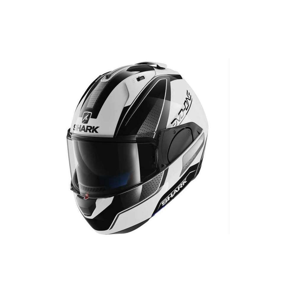 Evo-One Astor black-white Helmet  Shark