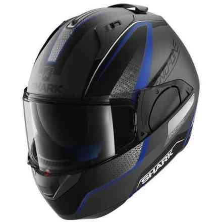 Evo-One Astor Mat Helmet  Shark