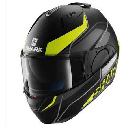 Evo-One Krono Mat Helmet  Shark