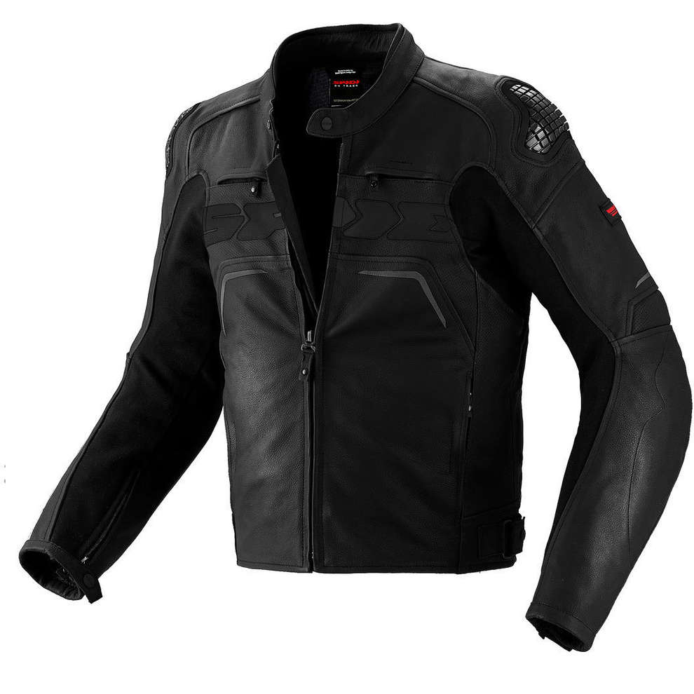 Evorider Leather  Jacket Spidi