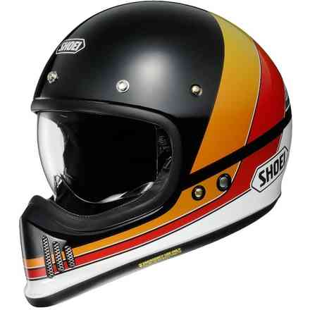 Ex-Zero Equation Tc-10 helmet Shoei