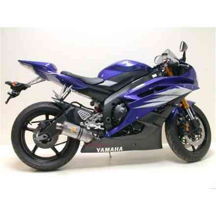 exhaust for YAMAHA R6 / 06 to 10 Sito