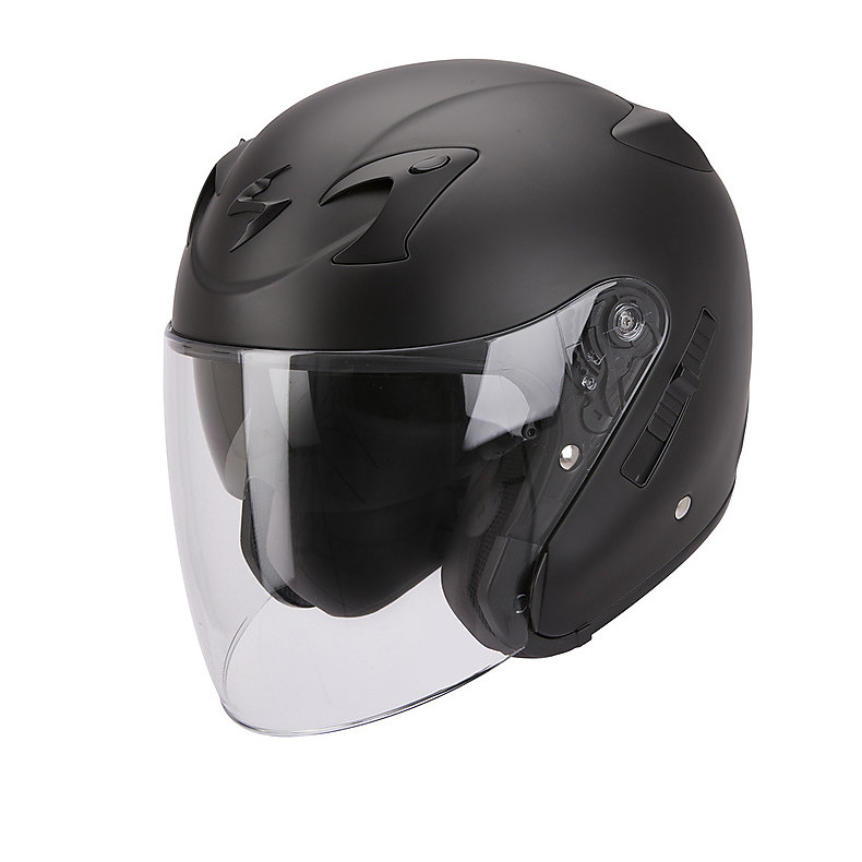 Exo-220 Black Matt Helmet Scorpion