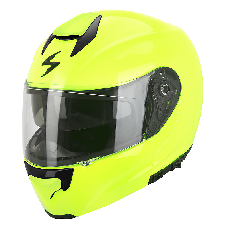 Exo-3000 Air Yellow Fluo Helmet Scorpion