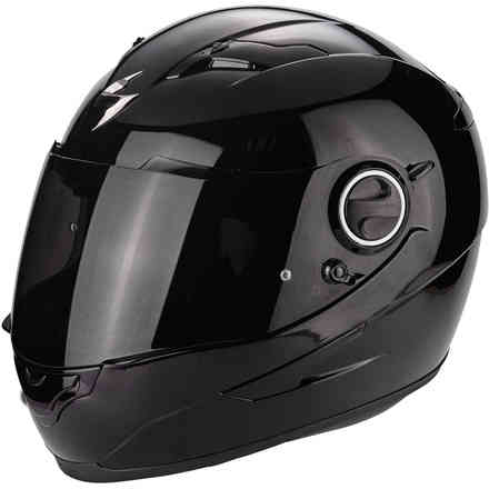 Exo-490 Black Helmet Scorpion