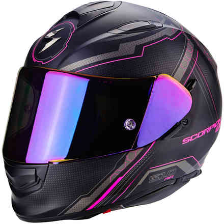 Exo-510 Air  Sync pink Helmet Scorpion