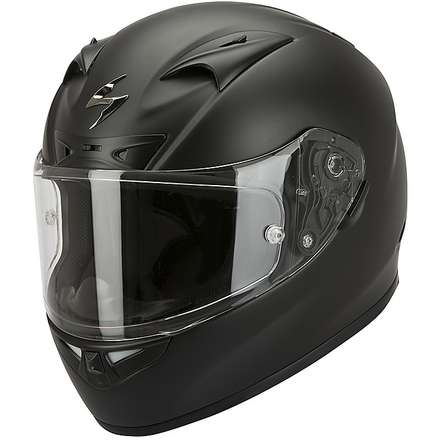 Exo-710 Air Solid Helmet Black Matt Scorpion
