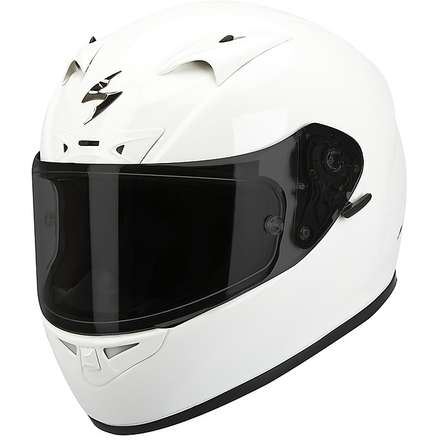 Exo-710 Air Solid Helmet White  Scorpion