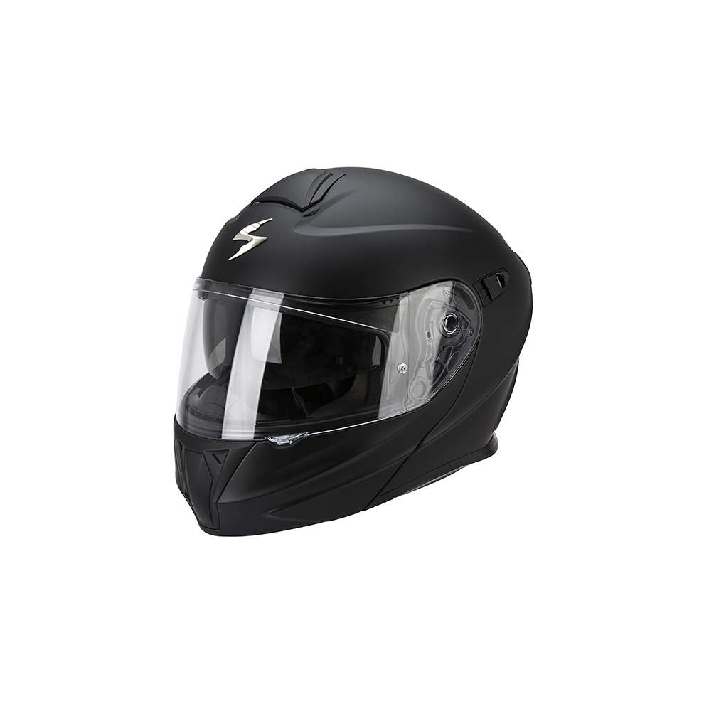 Exo-920 Solid black matt Helmet Scorpion